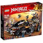 70654 - LEGO® NINJAGO - Le véhicule de combat Dieselnaut