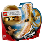 70644-LEGO® Ninjago toupie maître du dragon d'or