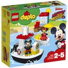 10881-LEGO® Duplo Le bateau de Mickey
