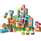 Blocs de construction Ma maison alphabet interactive - Bla Bla Blocks