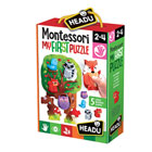 Mon 1er puzzle forêt Montessori