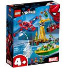 76134-LEGO® Marvel Spiderman Docteur Octopus et le vol du diamant