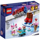 70822-LEGO® Movie 2 Les meilleurs amis d'Unikitty