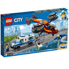 60209 - LEGO® City La police et le vol de diamant