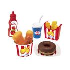 Valisette Nuggets et Donuts