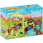 70120 - Playmobil Spirit - La Mèche et Monsieur Carotte Box