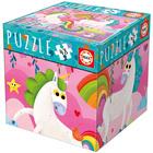 Puzzle 48 pièces licornes