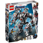 76124-LEGO® Marvel Avengers L'armure de War Machine