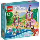 41162-LEGO® Disney Princesses La célébration royale d'Ariel Aurore et Tiana