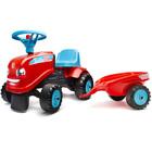 Porteur tracteur Tractor Go rouge