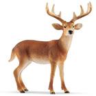Figurine cerf de Virginie