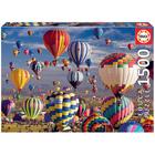 Puzzle de 1500 pièces montgolfières