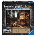Escape puzzle - L'antre du dragon 759 pièces