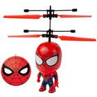 UFO Big Head - Hélicoptère Spiderman télécommandé