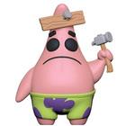 Funko Pop Bob L'éponge Patrick avec une planche