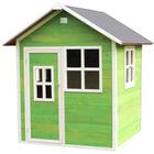Maison en bois Loft 100 verte