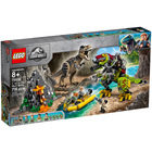 75938 - LEGO® Jurassic World La bataille du T-Rex contre le Dino-Mech