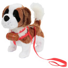 Peluche interactive chien Billy