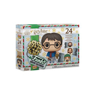 Harry Potter - Calendrier de l'avent Figurines Funko Pop