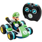 Mini voiture radiocommandée Mario Kart Luigi