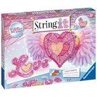 String It Coeur 3D