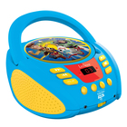 Lecteur radio CD Toy Story 4