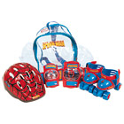 Sac Patins Spiderman + protections