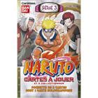 Booster Naruto 8 cartes série 3 Asst.