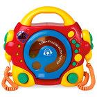 Lecteur CD 2 micros