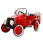 Camion de Pompiers à Pédales