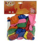 50 ballons de baudruche