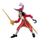 Figurine du Capitaine Crochet-Univers Peter Pan
