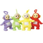 Star show Teletubbies