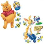 11 stickers Winnie