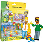 Coffret de 9 figurines Les Simpsons