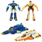 Transformers Pack de 2 figurines à combiner