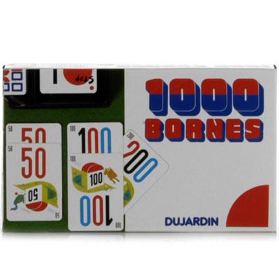 mille bornes le grand classique dujardin king jouet jeux de cartes dujardin jeux de soci t. Black Bedroom Furniture Sets. Home Design Ideas