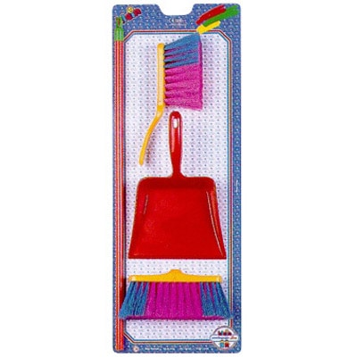 balai pelle et balayette funny home king jouet faire comme les grands funny home jeux d. Black Bedroom Furniture Sets. Home Design Ideas