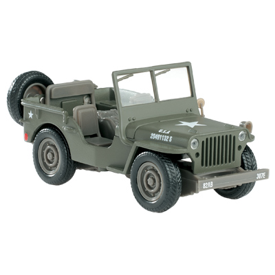 Voiture Jeep Willys