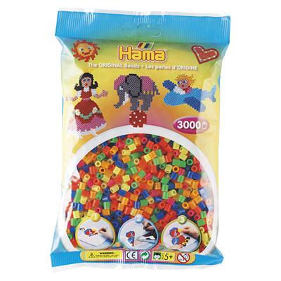 Sac 3000 Perles Neonmix