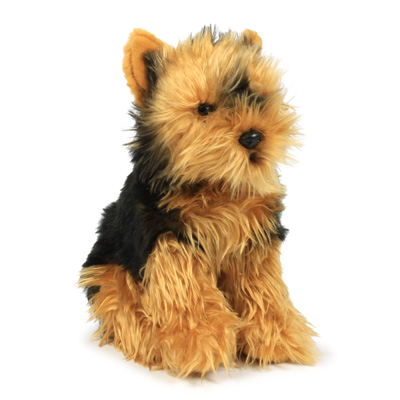 Peluche Yorkshire Terrier 23 Cm