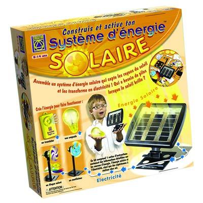 Système d'énergie solaire