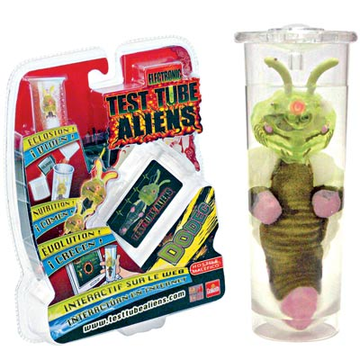 Test Tube Aliens