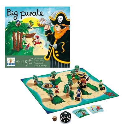 Jeu de stratégie Big Pirate