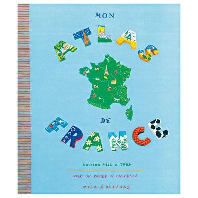 Mon atlas de France