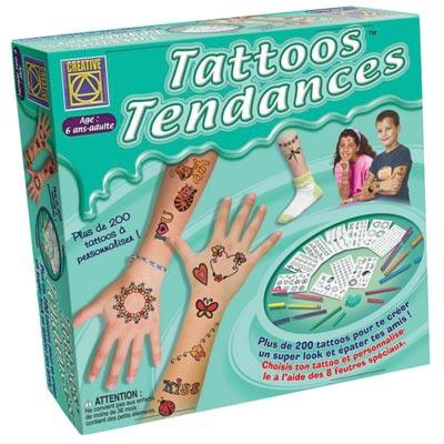 Tatoos Tendance