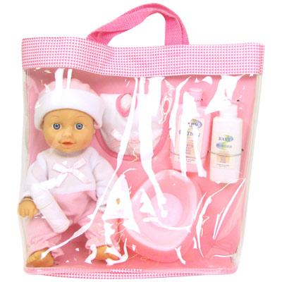 Bébé mouilleur avec accessoires