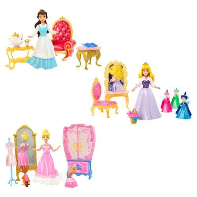 Mini Princesse et mobilier