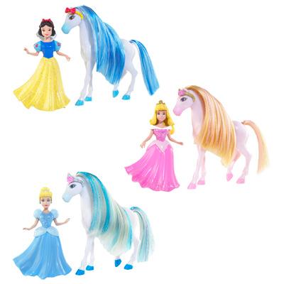Mini Princesse et Cheval