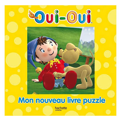 Livre Puzzle Oui-Oui